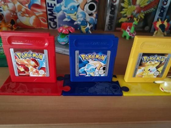Gelb, Rot, Blau