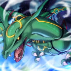 Pokedex Projekt Rayquaza