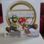 Goldenes Mario Kart Lenkrad