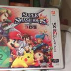 Endlich bin ich auch ein Teil der Super Smash Bothers 3DS Familie!