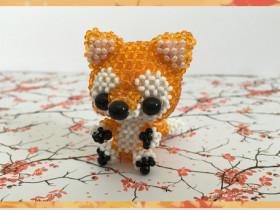 Kleiner Fuchs [Perlentier]