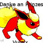 Prinzessin  Vulpix