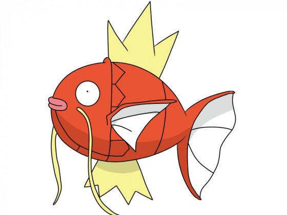 Daily Pokémon 129 - Karpador