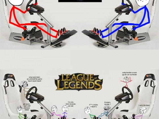 starcraft vs league of legends