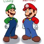 MariOwO und LUwUigi