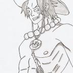 Ace Avatar 2 schwarz/weiß