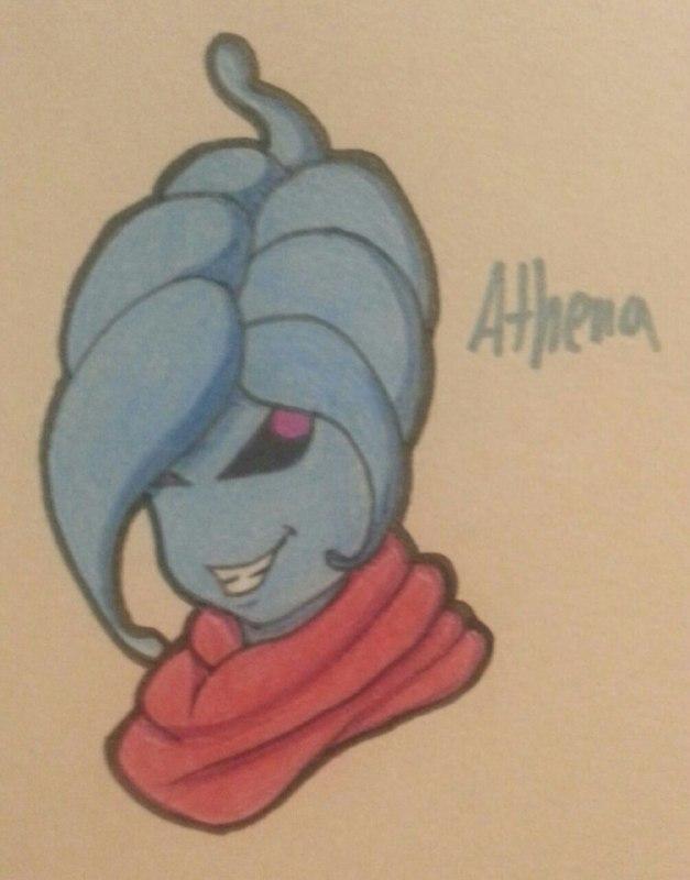 Athena - Auftrag