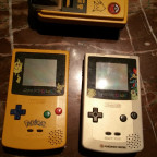 Gameboy Color Spezialeditionen / Pokemon Printer