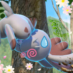 New Pokémon Snap - Saltoflug!