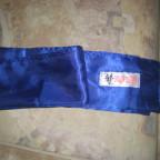 Mein neuer blaue Gürtel bei Wuschu xD