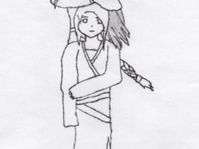 My selfmade Charakter