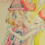 Serena&Rutena ~ Watashi no Tomodachi <3