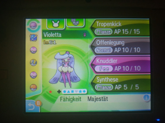 Perfektes Shiny Fruyal