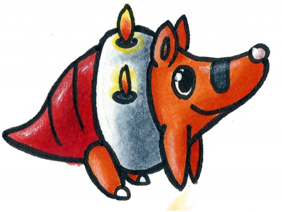 Fakemon: Feuerstarter