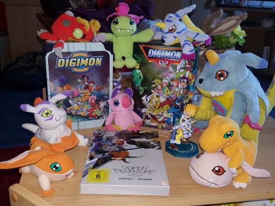 Digimon Sammlung