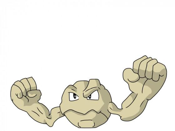 Daily Pokémon 74 - Kleinstein