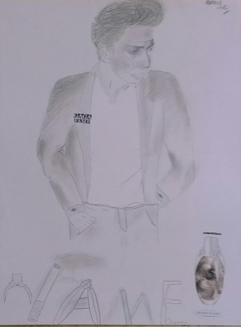 Meine 1. Zeichnung :)
