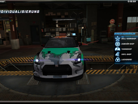 Need for Speed World- Meine Karre