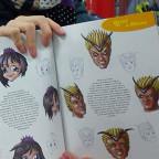 Ein schönes Zeichenbuch