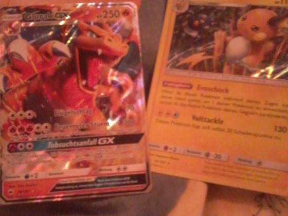 Pokémon TCG Nacht in Flammen Pulls!