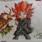 Kingdom Hearts, Axel