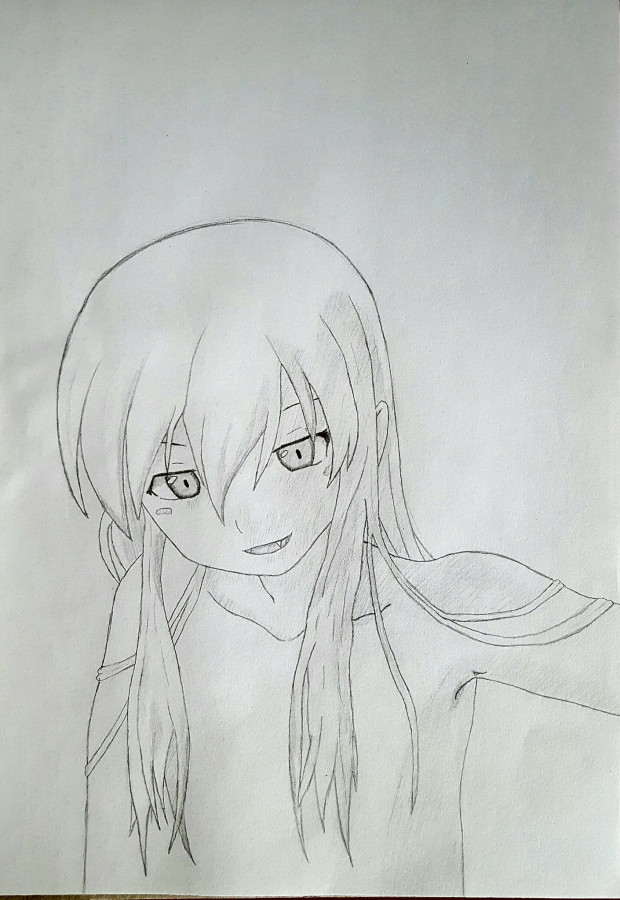 Shinobu Oshino Art