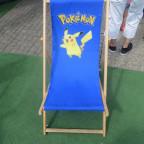 Pikachu Liegestuhl