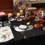 Mein Tales of Symphonia- und League of Legends-Merchandise