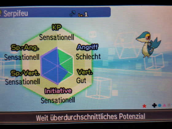 Shiny Serpifeu