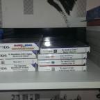 Videospiel Sammlung (3DS und DS sonstiges)
