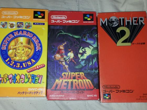 Super Famicom Klassiker Zuwachs! ♥
