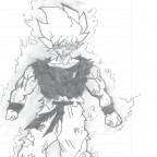 Son Goku SSJ