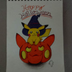 Pikachu Wizard