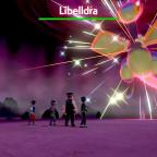RIP Shiny Libelldra :(