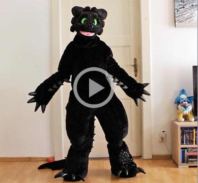Ohnezahn-Suit: Test + Video