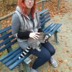 Ich und ein Lemur :3