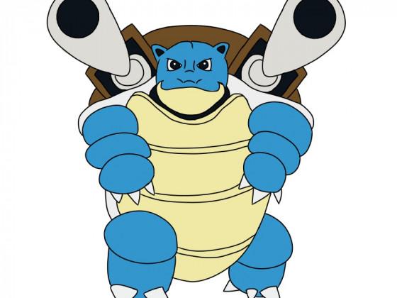 Daily Pokémon 9 - Turtok