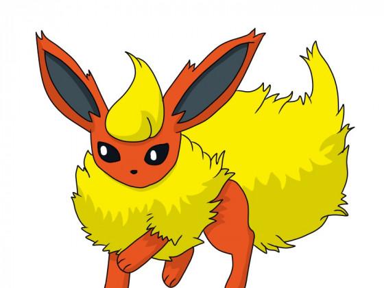 Daily Pokémon 136 - Flamara
