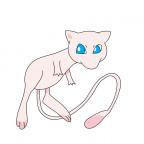 Daily Pokémon 151 - Mew