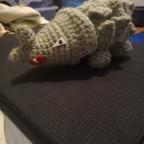 Rihorn aus Wolle