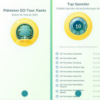 Pokémon Go-Tour: Kanto