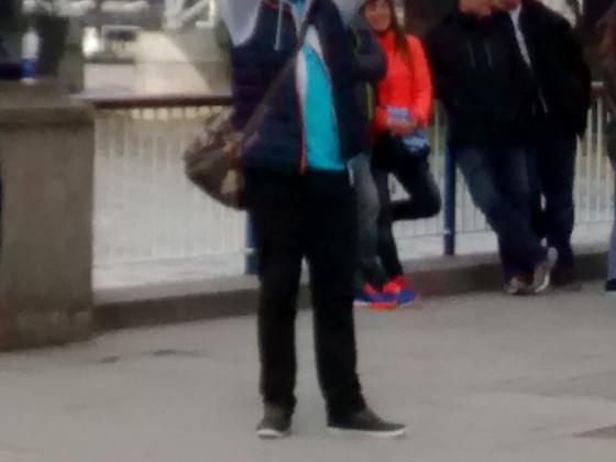 Triff Leute in London
