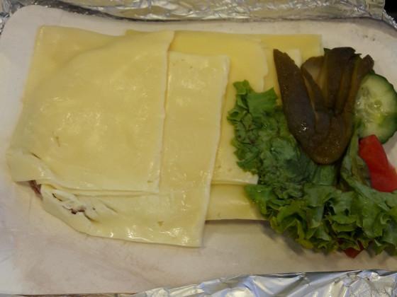 Käsebrot ist ein gutes Brot!