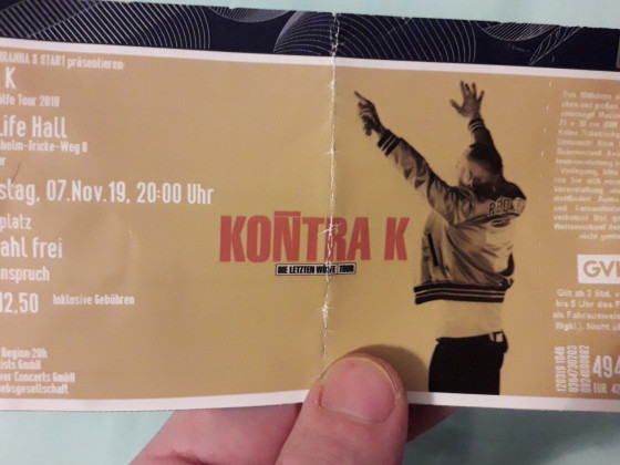 Kontra K Tour