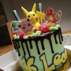 Beste Geburtstagstorte ever!!!!