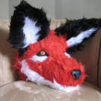 Fox Fursuit - Kopf