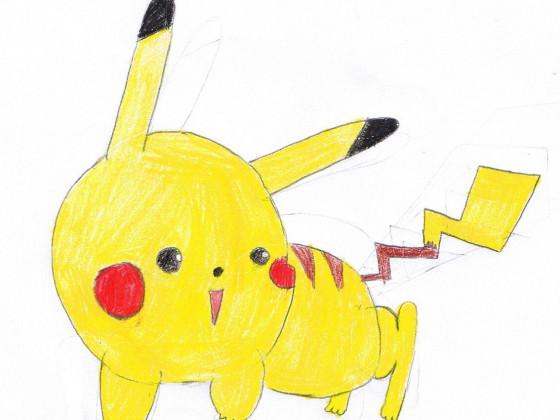 Pikachu (Zeichenkurs von Neco)