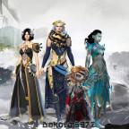 GW2-Charaktere