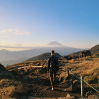 Me + Fuji-San