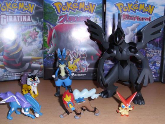 Pokemon Figuren Teil 5